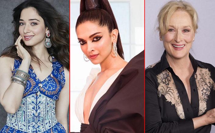 Tamannaah Bhatia Is Fan Girling Over Deepika Padukone & Meryl Steep; The Reasons Couldn't Be More Legit!