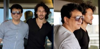 I will forever be grateful to him for giving me a dream launch pad and helping me start a new life as an actor- Tiger Shroff speaks about his mentor Sajid Nadiadwala