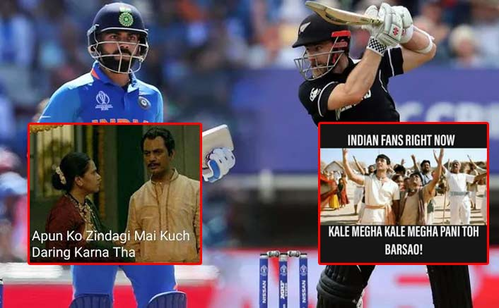 Ind Vs NZ World Cup 2019 Semi Final 1: New Zealand Turns The Table Around & Indian Meme Game Has Just Got Painfully Hilarious