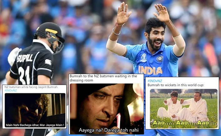 India Vs New Zealand World Cup 2019: These Filmy Memes Are Winning The Internet!