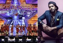 America's Got Talent: From Malhari To Tattad Tattad - How 'Lucky Charm' Ranveer Singh Inspired V Unbeatable