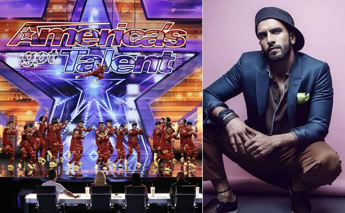 V Unbeatable to dance on Ranveer Singh hit in America's Got Talent final