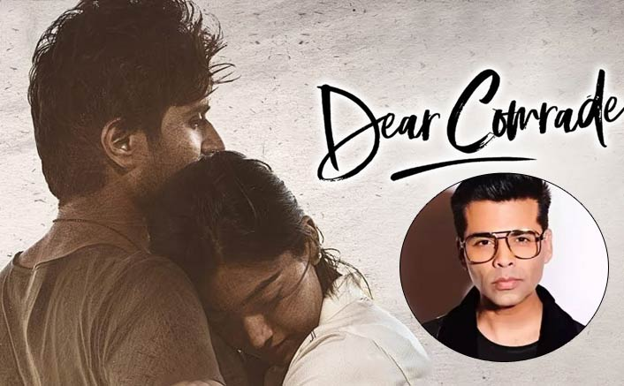 Ishaan Khatter, Janhvi Kapoor Are NOT Yet Approached For Dear Comrade's Hindi Remake