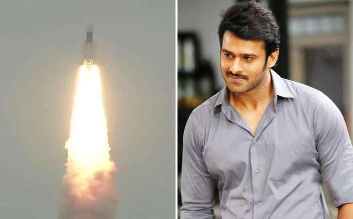 ISRO's Chandrayaan-2 named after Prabhas' 'Bahubali'; Expresses his gratitude over the big honour!