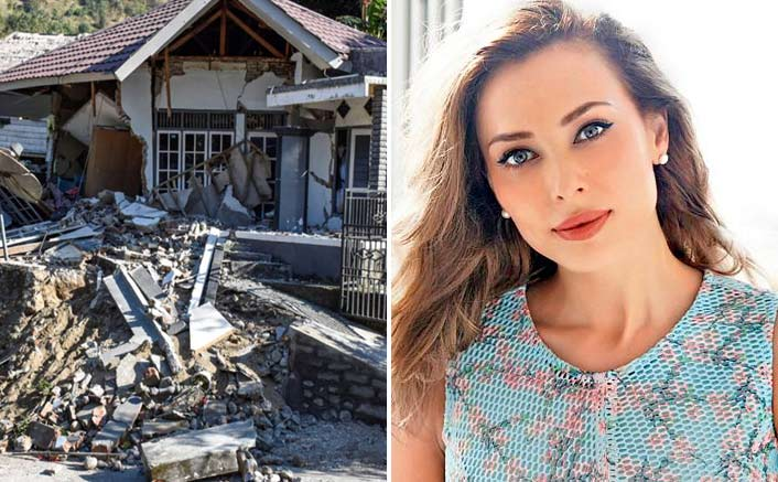 Lulia Vantur Woke Up To A Horrifying Earthquake In Bali & It Left Her Baffled! Deets Inside
