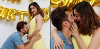Jay Bhanushali hones lullaby skills for first kid