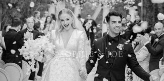 Joe Jonas & Sophie Turner Are Officially 'Mr & Mrs Now', You Can't Miss The Dreamy First Pic Of Couple