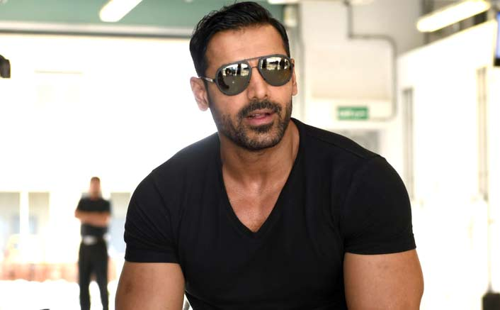 John Abraham Signs An Action Thriller, Attack, Set Against A Hostage Crisis