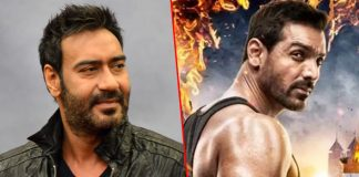 John Abraham Into Dual Clashes? After Batla House, Satyameva Jayate 2 To Clash With Ajay Devgn's Upcoming Biggie!