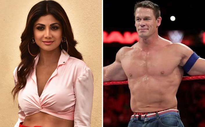 John Cena Morphs Shilpa Shetty's Picture To Make Her Stone Cold