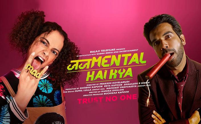 Judgementall Hai Kya Box Office Day 1 (Early Trends): Kangana Ranaut & Rajkummar Rao's Film Flags Off!
