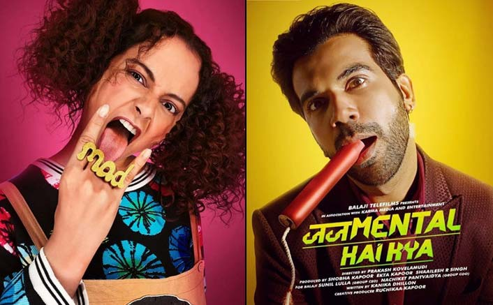 Judgemental Hain Kya Trailer: Kangana Ranaut & Rajkummar Rao Take 'Crazy' To The New Levels!