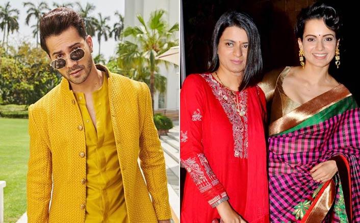 Judgementall Hai Kya: Varun Dhawan & Kangana Ranaut's Sister Have A Heated Verbal Exchange On Twitter