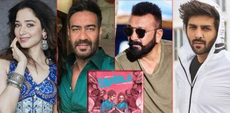 JUST IN! Ajay Devgn To Produce Hindi Remake Of Jigarthanda Starring Sanjay Dutt, Tamannaah & Kartik Aryan?