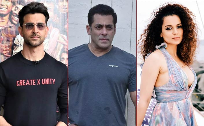 Kangana Ranaut Calls Out Salman Khan's Kick For Being Titled As Mental, But Wasn't It Jai Ho?