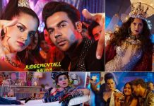 Kangana & Rajkummar Create Magic With Their New Song 'Wakhra Swag' For Judgementall Hai Kya