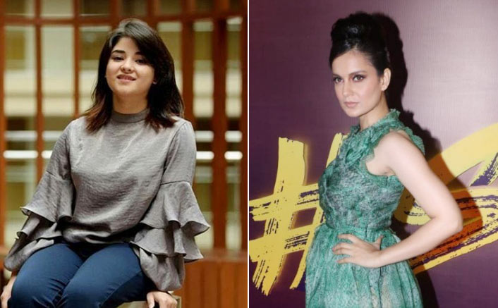"""Kangana Ranaut REACTS To Zaira Wasim Quitting Bollywood: """"Requirement Of Any Religion Is To..."""""""