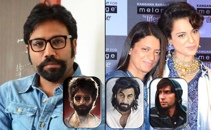 Kangana Ranaut's Sister Rangoli Comes In Support Of Sandeep Vanga Reddy; Compares Kabir Singh With Sanju & Gully Boy