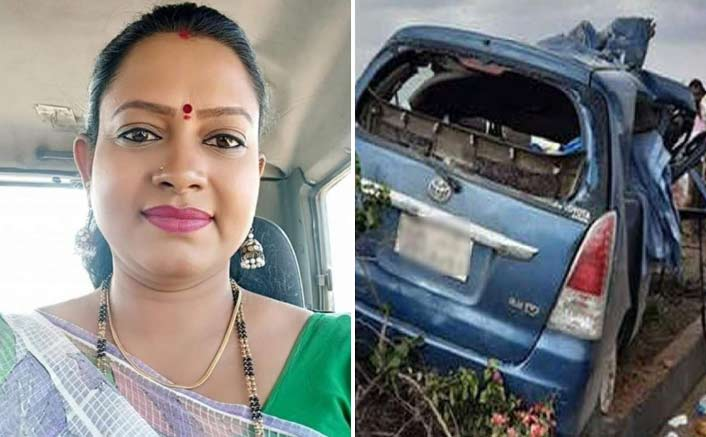 Kannada TV Actress Shobha Passes Away In A Car Accident