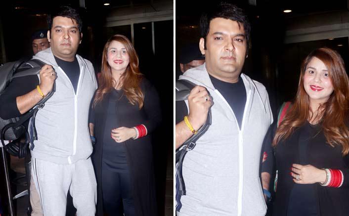 Kapil Sharma & Wife Ginni Chatrath Have A 'Good News' To Share?