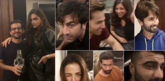 Karan Johar's house party turns into a star-studded affair