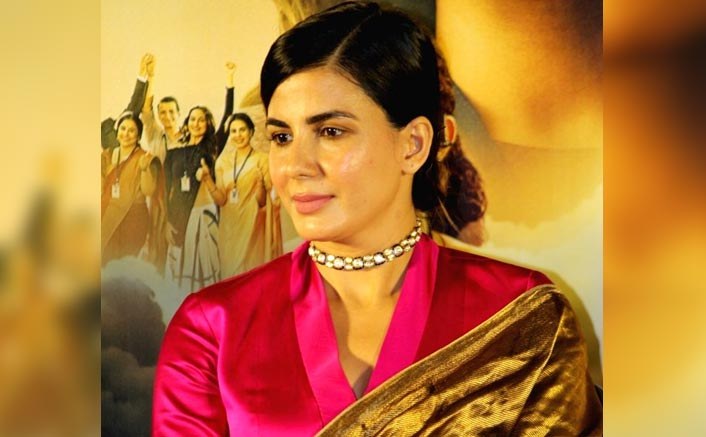 Kirti Kulhari takes up kickboxing