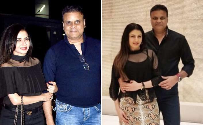 Maine Pyar Kiya Actress Bhagyashree's Hubby Arrested For Gambling
