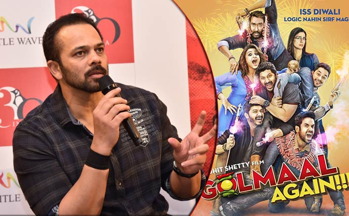 """Rohit Shetty On Golmaal: """"I Feel Making It Has Now Become My Duty"""""""