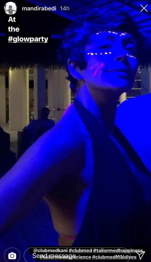 Mandira Bedi Is Giving Us Serious Fitness Goals & THIS Bikini Picture Of Hers Is A Proof!