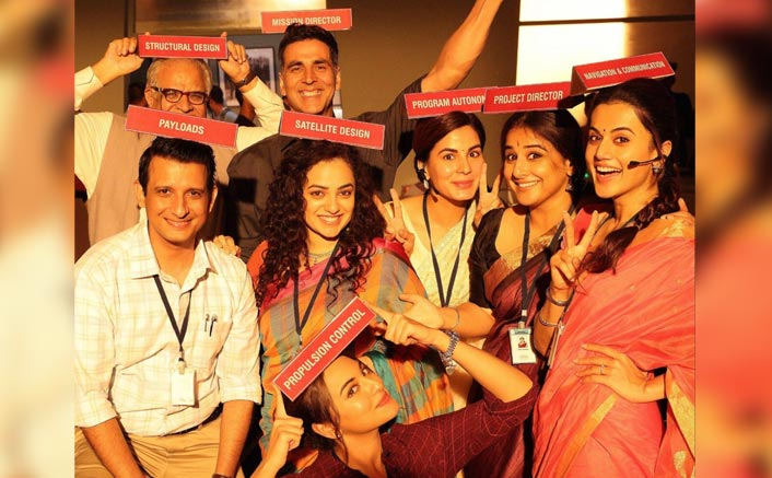 How's The Hype (Audience) Of Mission Mangal?: Ready To TAKE OFF On A Splendid Note!