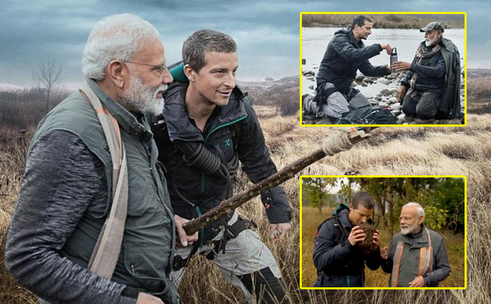 Modi to feature on 'Man Vs Wild' on August 12