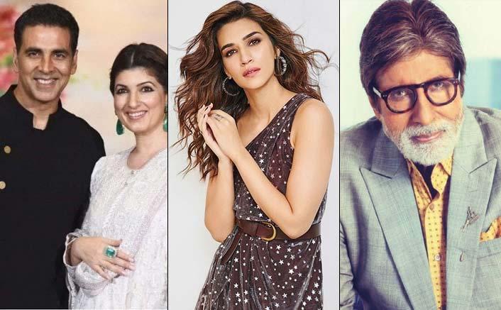 Bollywood celebs face the woes of Mumbai rain