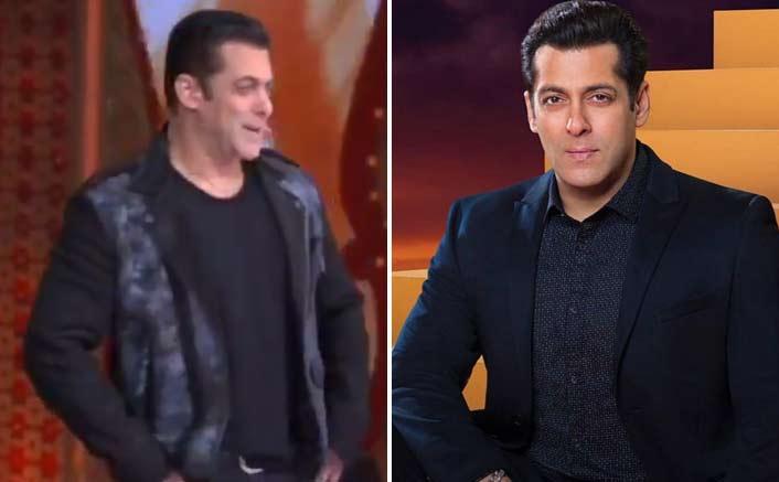 Nach Baliye 9 LEAKED VIDEO: Salman Khan Goes 'Ekdum Bindass' As He Rehearses For The Premiere Show