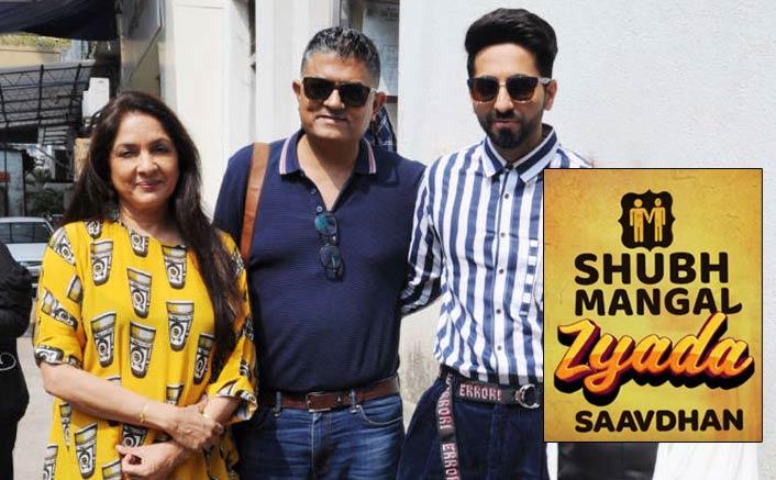Neena Gupta & Gajraj Rao Joins The Cast Of Ayushmann Khurrana's Shubh Mangal Zyada Saavdhan…