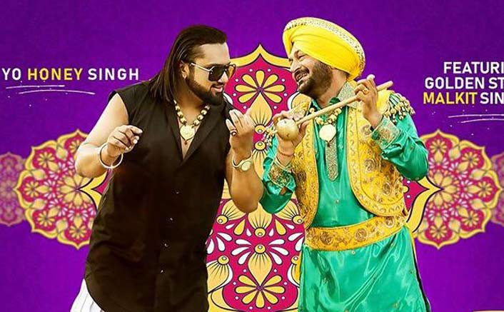 """""""Never thought I would be able to collaborate with someone like him"""", Yo Yo Honey Singh on collaborating with Malkhit Singh"""