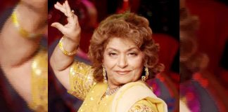 New-age B'wood dances lack the 'lachak': Saroj Khan