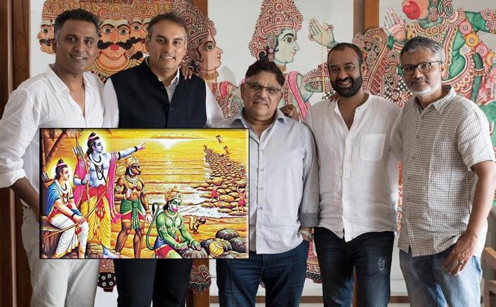 Nitesh Tiwari, Ravi Udyawar to direct 3D 'Ramayana'