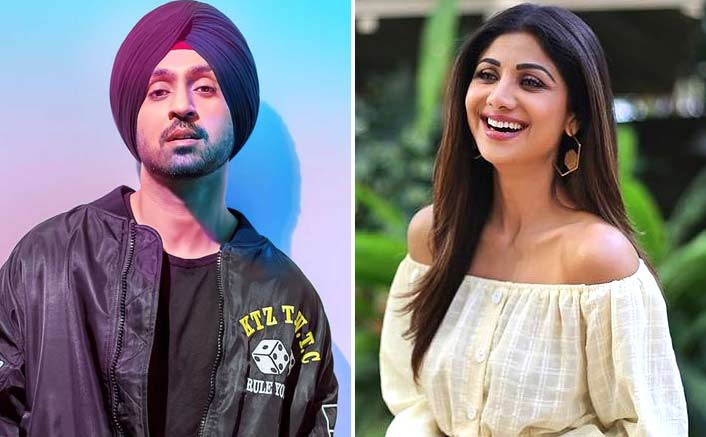 Not One But Multiple Projects Are On For Shilpa Shetty Kundra! Movie With Diljit Dosanjh On The Cards?