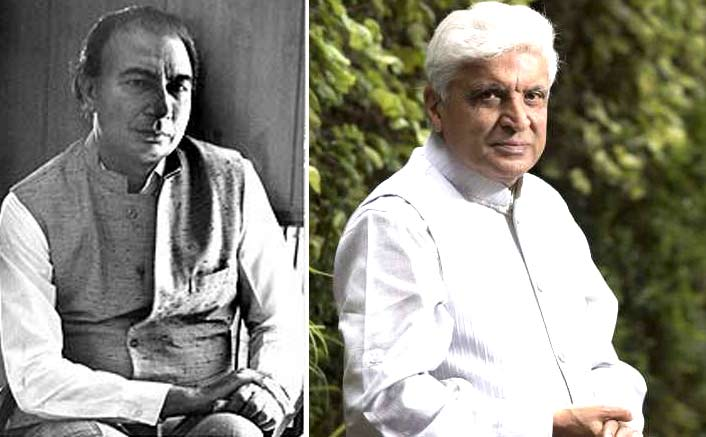 If Sahir Ludhianvi Biopic Happens, It's Only Javed Akhtar Who Could Do Justice To Its Writing!