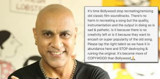 Our music scene more of copywood than Bollywood: Baba Sehgal
