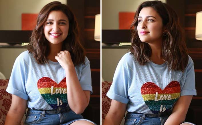 Parineeti Chopra Supports LGBTQ With New Fashion Campaign, Promotes The Idea Of 'Love Is Love'
