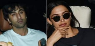 PHOTOS: Deepika Padukone & Ranbir Kapoor Spotted Leaving Luv Ranjan's Office! Movie Collab On The Cards?