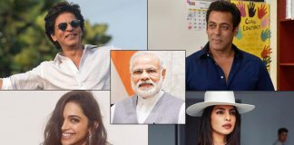 PM Narendra Modi, Shah Rukh Khan, Salman Khan, Deepika Padukone & Priyanka Chopra Jonas Rock The World's Most Admired List!