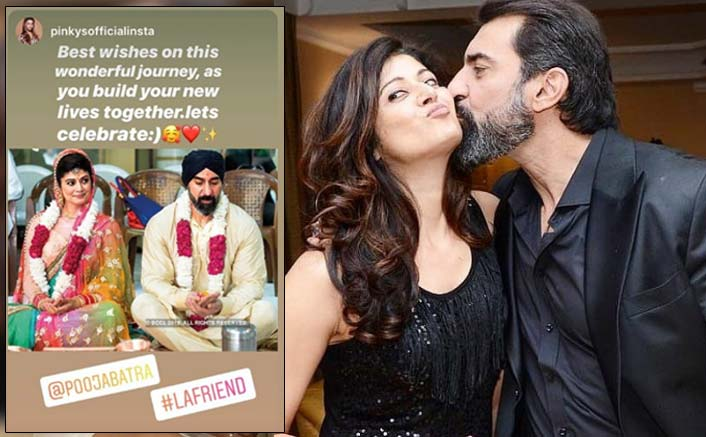 Pooja Batra confirms marriage with Nawab Shah
