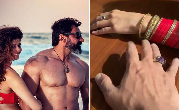 Newlyweds Pooja Batra & Nawab Shah Share Photos From Their Honeymoon