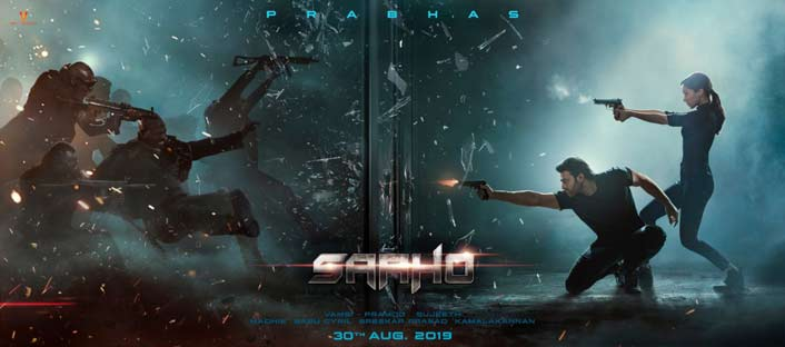 Saaho New Action Packed Poster On 'How's The Hype?' BLOCKBUSTER Or Lacklustre?
