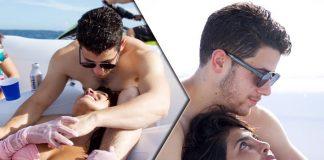 Priyanka Chopra Jonas & Hunny Nick Jonas Enjoy Boat Ride In Sicily Before Meeting Leonardo & Katy Perry