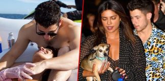 PICTURES: Priyanka Chopra Spotted On Jonas Brothers' 'Only Humans' Sets; Will She Be A Part Of It?