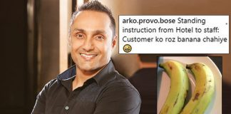 Rahul Bose Charged Rs. 442 For 2 Bananas At 5-Star Hotel; Netizens Go HAYWIRE!