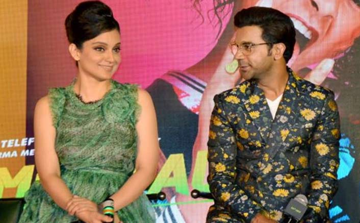 Judgementall Hai Kya: Is Rajkummar Rao Forcefully Being Dragged Into The Kangana Ranaut Row?